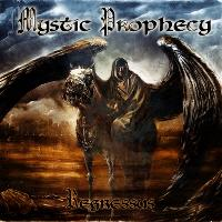Mystic Prophecy Regressus Album Cover