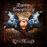 [Mystic Prophecy Ravenlord Album Cover]