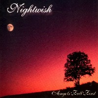 Nightwish Angels Fall First Album Cover
