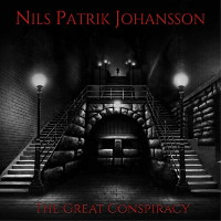 [Nils Patrik Johansson The Great Conspiracy Album Cover]
