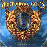[Nocturnal Rites Grand Illusion Album Cover]