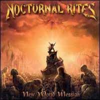 [Nocturnal Rites New World Messiah Album Cover]