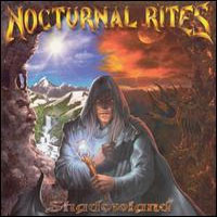 [Nocturnal Rites Shadowland Album Cover]