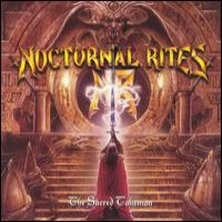 [Nocturnal Rites The Sacred Talisman Album Cover]