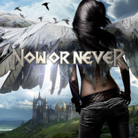 [Now Or Never Now Or Never Album Cover]