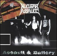 [Nuclear Assault Assault and Battery Album Cover]