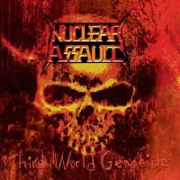[Nuclear Assault Third World Genocide Album Cover]