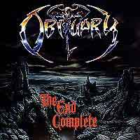 [Obituary The End Complete Album Cover]