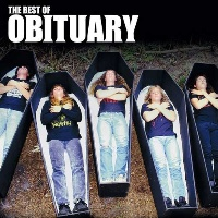 [Obituary The Best of Obituary Album Cover]