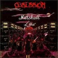 [Obsession Marshall Law Album Cover]