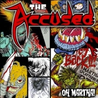 [The Accused Oh Martha! Album Cover]