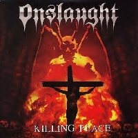 [Onslaught Killing Peace Album Cover]