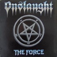 [Onslaught The Force Album Cover]