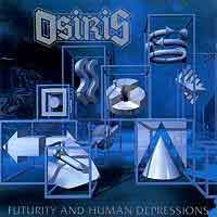 [Osiris Futurity and Human Depressions Album Cover]