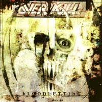 [Overkill Bloodletting Album Cover]