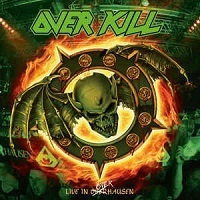 [Overkill Live In Overhausen Album Cover]