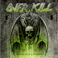 [Overkill White Devil Armory Album Cover]