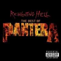 [Pantera Reinventing Hell: The Best of Pantera Album Cover]