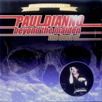 [Paul  Di'anno Beyond the Maiden (The Best Of) Album Cover]
