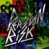 [Persian Risk Once A King Album Cover]