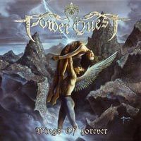 [Power Quest Wings Of Forever Album Cover]