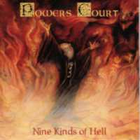 [Powers Court Nine Kinds of Hell Album Cover]