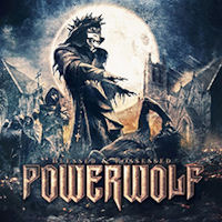[Powerwolf Blessed and Possessed Album Cover]