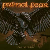 [Primal Fear Jaws of Death Album Cover]