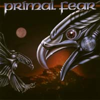 [Primal Fear Primal Fear Album Cover]