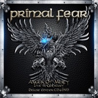 [Primal Fear Angels of Mercy - Live in Germany Album Cover]