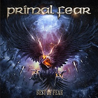 Primal Fear Best Of Fear Album Cover