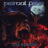[Primal Fear Devil's Ground Album Cover]