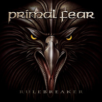 [Primal Fear Rulebreaker Album Cover]