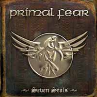 [Primal Fear Seven Seals Album Cover]