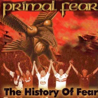 [Primal Fear The History of Fear Album Cover]