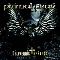 [Primal Fear Delivering the Black Album Cover]