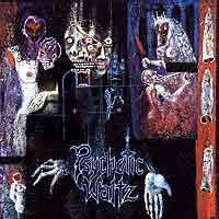 [Psychotic Waltz Live and Archives Album Cover]