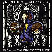 [Rage Lingua Mortis Album Cover]