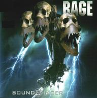 [Rage Soundchaser Album Cover]