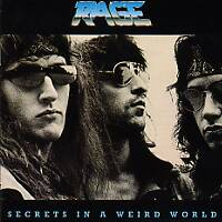 [Rage Secrets In A Weird World Album Cover]