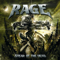 [Rage Speak Of The Dead Album Cover]