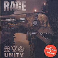 [Rage Unity Album Cover]