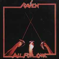 [Raven All for One Album Cover]