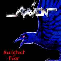 [Raven Architect Of Fear Album Cover]