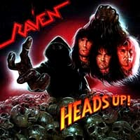 [Raven Heads Up! Album Cover]