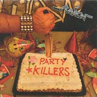 [Raven Party Killers Album Cover]