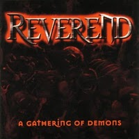 Reverend A Gathering of Demons Album Cover