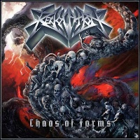 [Revocation Chaos of Forms Album Cover]