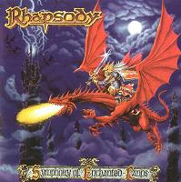 Rhapsody Symphony of Enchanted Lands Album Cover