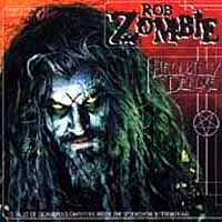 [Rob Zombie Hellbilly Deluxe Album Cover]